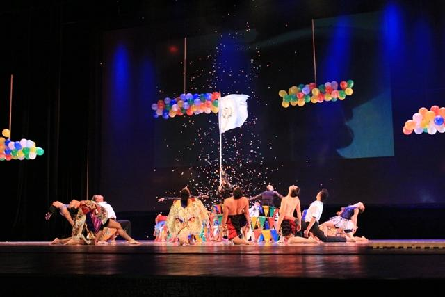 Ballet Moderno y Folklorico 1