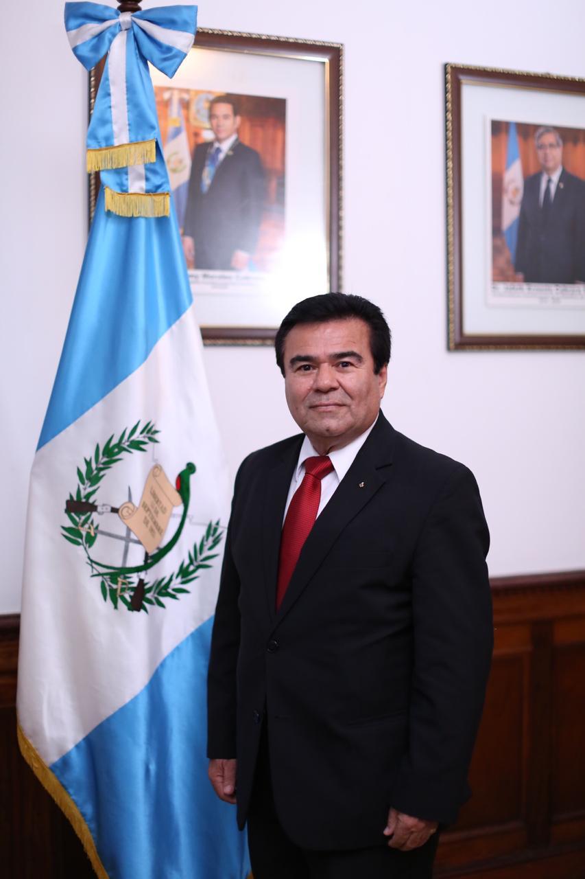 Elder Súchite Vargas es juramentado como Ministro de Cultura y Deportes - Portal MCD