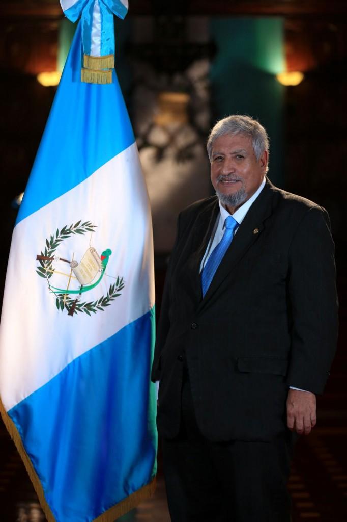 Maximiliano Antonio Araujo y Araujo Viceministro de Cultura