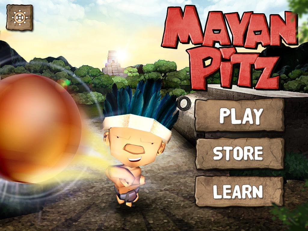juego mayan pitz