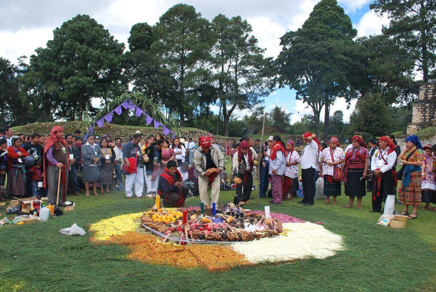 Image result for nuevo maya (Waqxaqi'B'atz)
