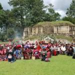 La celebración del año nuevo maya estuvo coordinada por el Ministerio de Cultura y Deportes en coordinación con FODIGUA, DEMI, CODISRA y MAGA.
