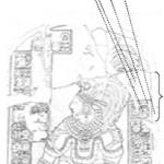Fragmento de Estela 1 de Aguateca