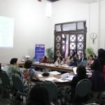 Directores y directoras del Ministerio de Cultura y Deportes, participaron en este taller.