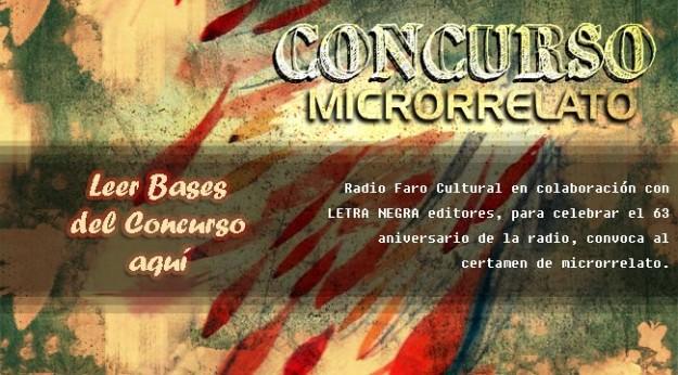 CONCURSO MICRORRELATO