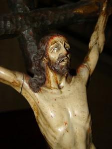 Crucifijo Iglesia de San Francisco Zona 1