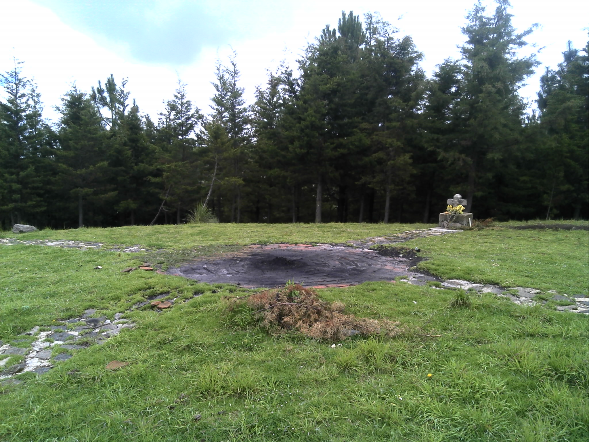 Lugar Sagrado Patan, Santa Catarina Ixtahuacán, Sololá
