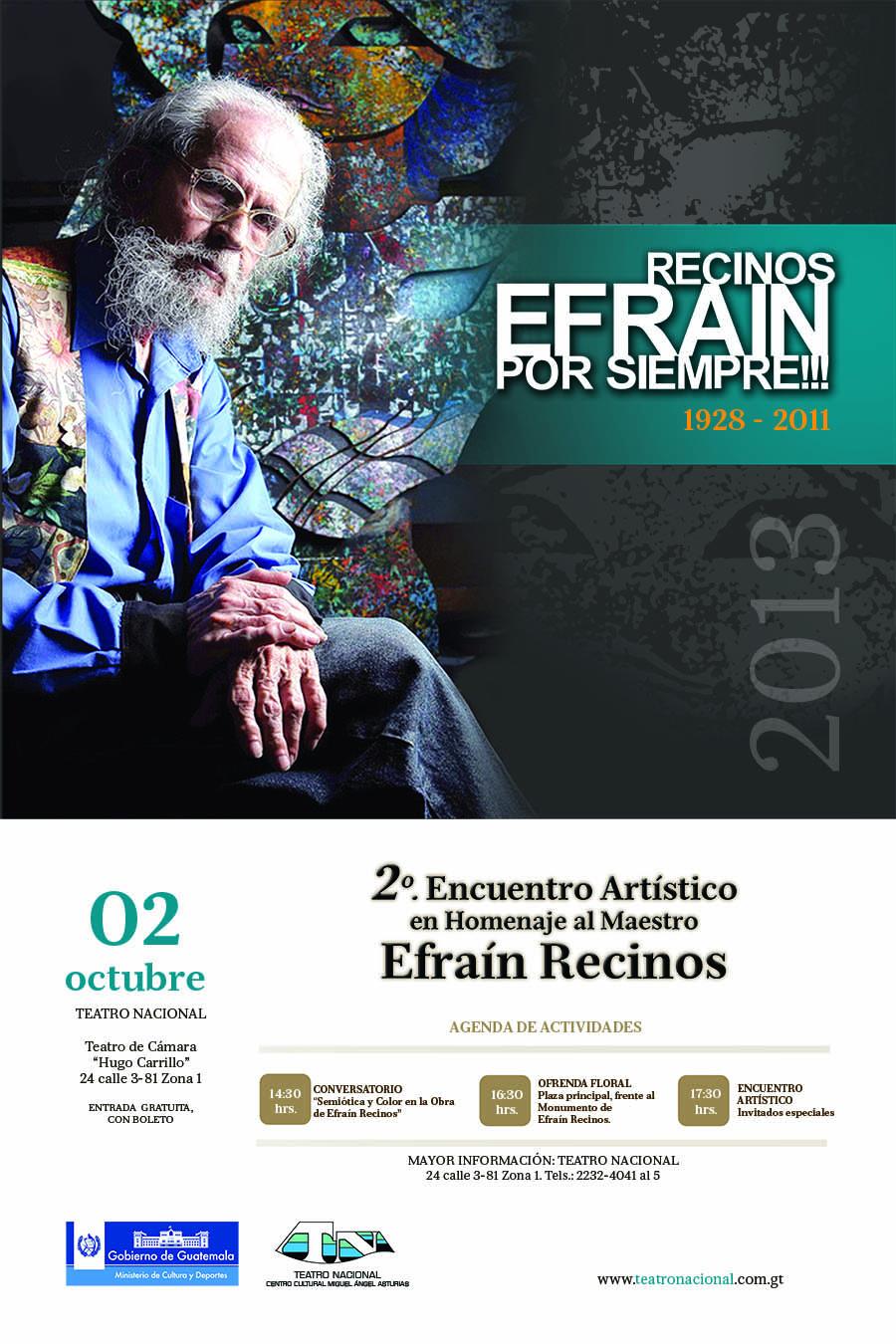 afiche Efrain recinosbr