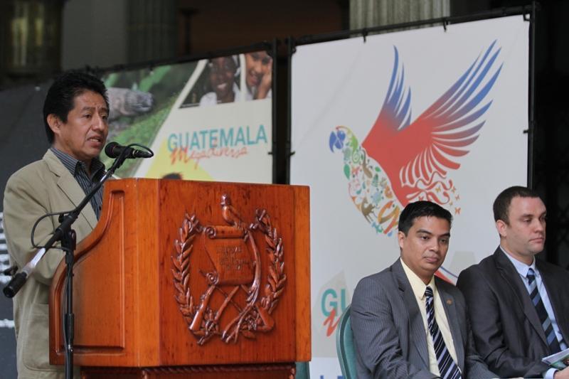 La megadiversidad es el principal potencial para poder llevar a nuestro país hacia un desarrollo moderno, expresó Carlos Batzin, ministro.