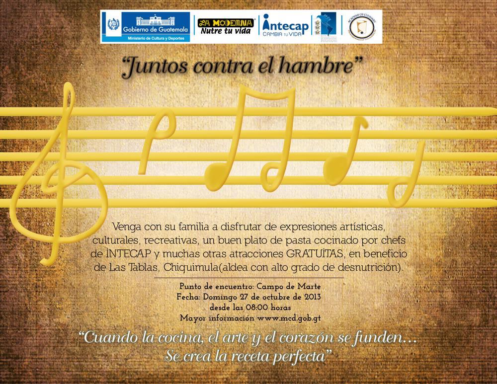 AFICHE JUNTOS CONTRA EL HAMBRE2