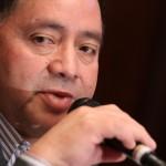 Director de Desarrollo Cultural y Fortalecimiento de las Culturas, Everardo Chuc.