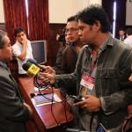 En conferencia de prensa, el Ministerio de Cultura y Deportes dio a conocer el 2do. Encuentro de artistas indígenas, a realizarse el 10 y 11 de octubre en la ciudad capital.