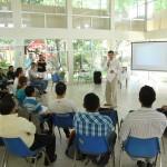 El Centro Recreativo Guayacán en Chiquimula, fue el escenario de la Quinta Reunión de Directores de Escuelas de Arte y Conservatorios de Música