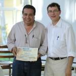 El Director de la Escuela Nacional de Artes Plásticas ENAP, también participó en este Quinto Encuentro