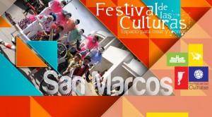 BANNER FESTIVAL DE LAS CULTURAS EN SAN MARCOS WEB