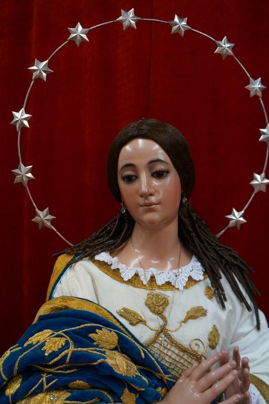 """""""La Señora de los Reyes""""."""