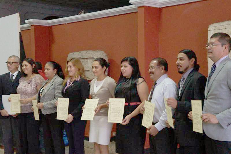 Cuatro arqueólogos guatemaltecos forman parte del  grupo de becarios a Japón en el tema de conservación arqueológica.