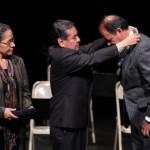 """Escritor Víctor Muñoz Recibe Premio Nacional de Literatura """"Miguel Ángel Asturias"""" 2013"""
