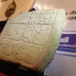 Ministerio de Cultura y Deportes presenta una pieza arqueológica maya recuperada y repatriada de San Francisco, California Estados Unidos