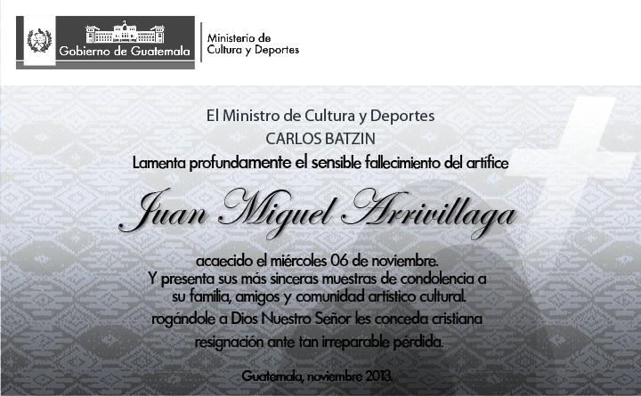 esquela Juan Miguel Arrivillaga-01