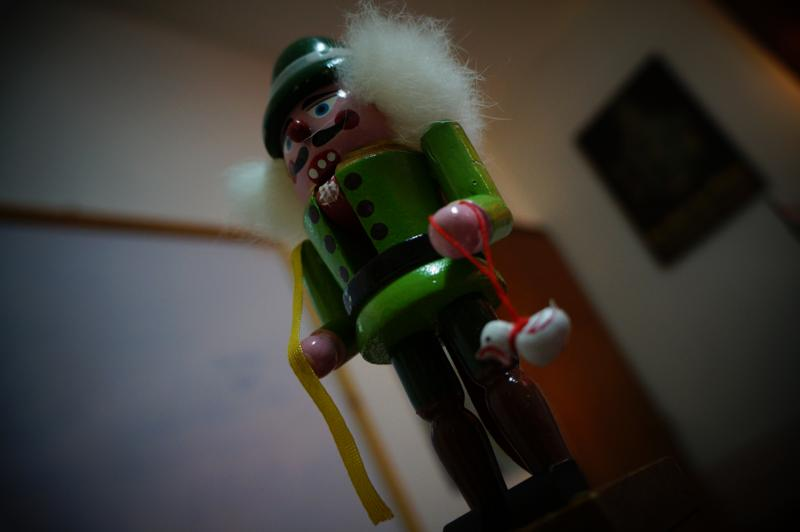 Personaje alusivo de la época navideña.