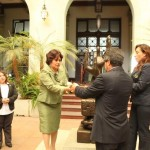 Comisionada Presidencial por la Transparencia Cambia Rosa de la Paz
