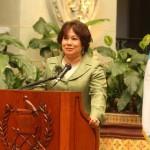 La Comisionada reafirmó su compromiso por la Transparencia y Contra la Corrupción