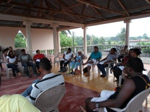 Taller de información y capacitación en Livingston, Izabal 23-05-13