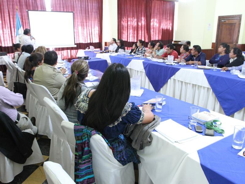 Cuatro Direcciones conforman la Dirección General de Desarrollo Cultural y Fortalecimiento de las Culturas del MCD.