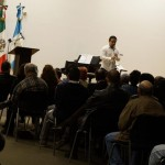 El público se mostró más que satisfecho por el recital de Reyes