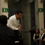 Tiempo y dedicación al ejecutar el clarinete