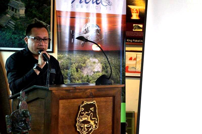 Rosendo Morales dio a conocer detalles del próximo Congreso.