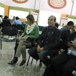 El Viceministerio del Deporte y la Recreación también participó, encabezados por Francisco Ardón, Viceministro