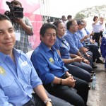 Ministro Carlos Batzin participó junto al gabinete de gobierno