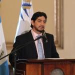 Jorge Luis Galindo, Director del CECOM al hablar de la importancia de trabajar en conjunto.