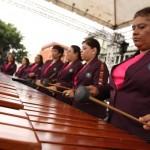 Música de Marimba resuena en Guatemala