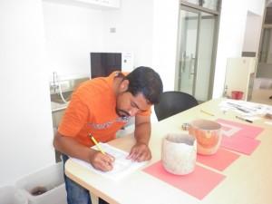 Laboratorio de Conservación y Restauración