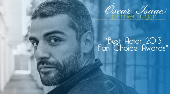 Best Actor 2013,Oscar Isaac