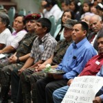 Representante de las víctimas de Cuarto Pueblo y Mayalan de Ixcán, Quiché, y de la Sexta Brigada de Infantería Playa Grande.
