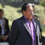 Demetrio Cojtí, Director General del Patrimonio Cultural y Fortalecimiento de las Culturas, hizo énfasis en el wayeb' como símbolo de identidad de las culturas nativas guatemaltecas.
