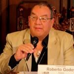 Roberto Godoy, Representante de la Dirección General del Deporte.