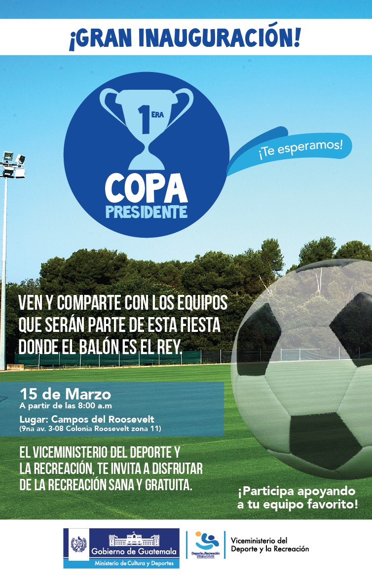 1ra Copa Presidente