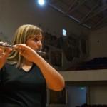 Flautista guatemalteca rumbo a Alemania