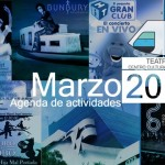 Agenda de actividades CCMAA - Marzo 2014