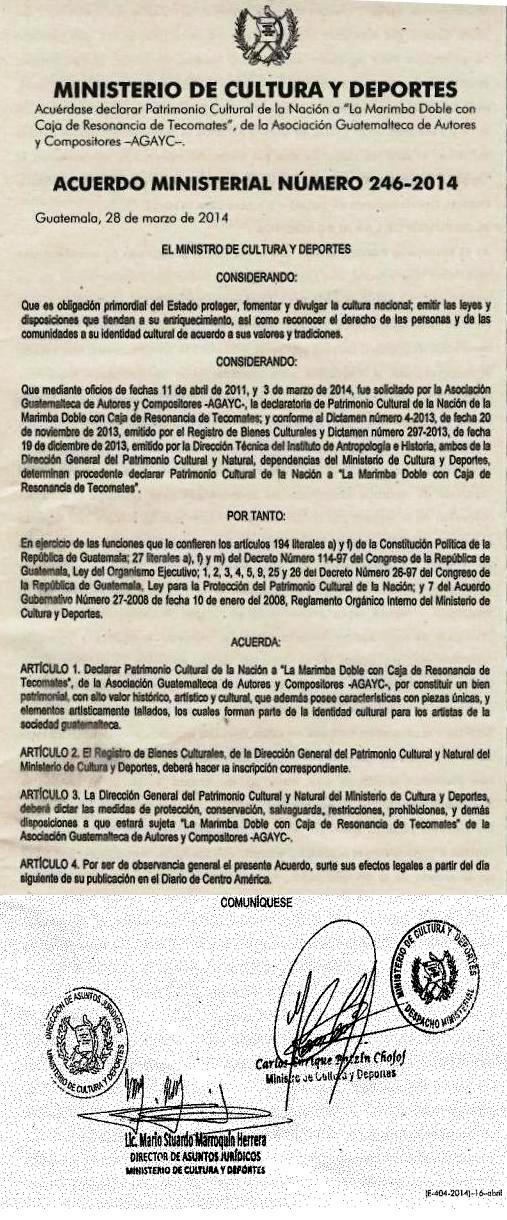 21-04-14-DIARIO DE CENTRO AMÉRICA-ACUERDO MINISTERIAL-PÁGINA 03