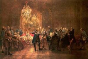Concierto musica siglo XIX