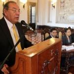 Roberto Godoy, Asesor de la Dirección General del Deporte y la Recreación.
