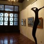 Una de las salas de la galería.