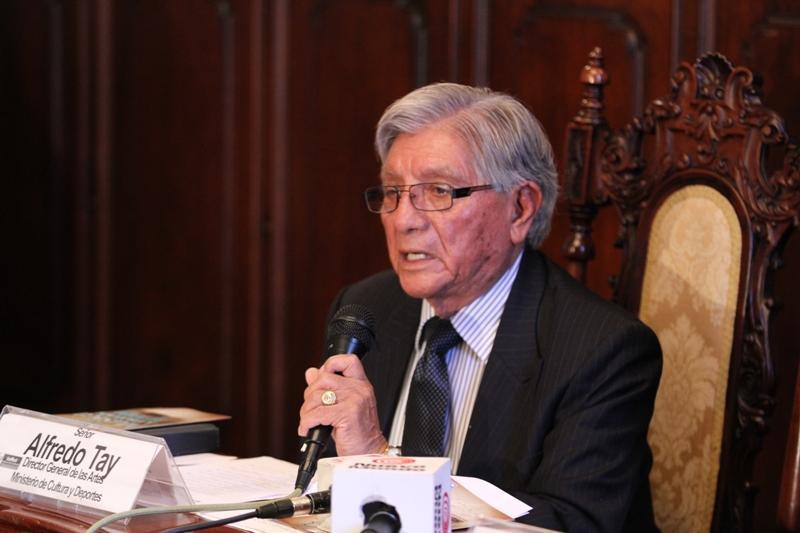 Alfredo Tay, Director General de las Artes, dio a conocer sobre  la temporada infantil de la OSN