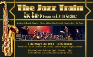 the jazz train
